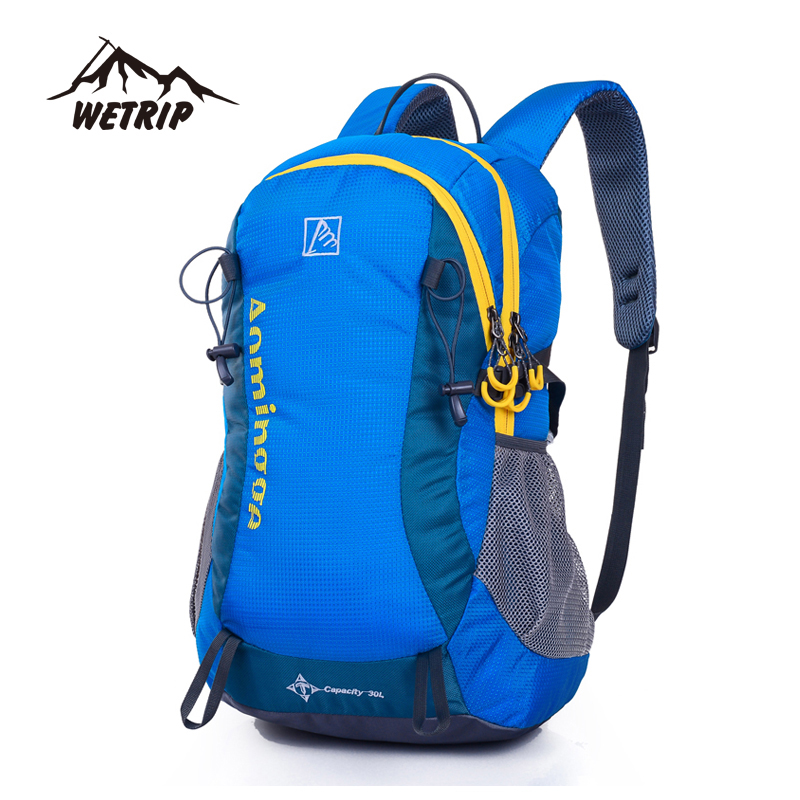 30L Waterproof  Travel Backpack  new Camping Hiking  men women Rucksack Computer Backpack Outdoor Sports Climbing Bags Backpack<br><br>Aliexpress