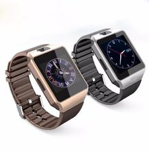 Wearable Devices DZ09 bluetooth smart watch for android phone support SMI/TF men women sport wristwatch Support Multi languages