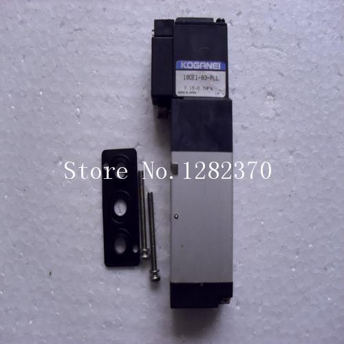 [SA] Japan genuine original special sales KOGANEI Koganei solenoid valve 180E1-83-PLL spot --5pcs/lot<br><br>Aliexpress