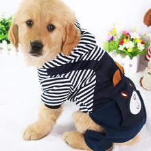 Buy Cartoon Dog Clothes Small Medium Dogs Winter Pets Clothing Warm Winter Dog Coat Apparel Clothes Chihuahua 11a25 for $5.98 in AliExpress store