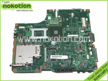laptop motherboard For Toshiba A205 A200 V000108040 integrated DDR2 Mainboard full tested free shipping