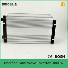 MKM3000-122G motorhome power inverter 3000w power inverter 220v 12v dc ac power inverter modified sine wave home inverter