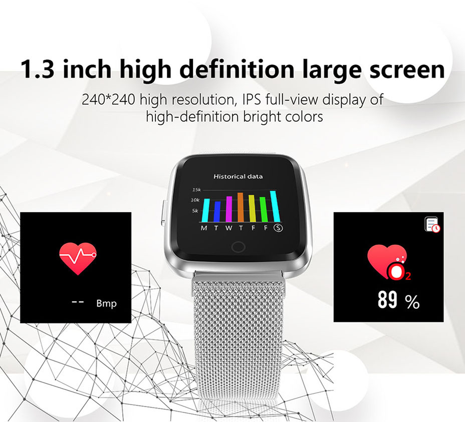 COLMI Full screen multi-touch Smart watch IP67 Waterproof Fitness Tracker Heart Rate Monitor Clock Smartwatch For Android IOS_02