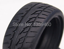 1/10 Scale Soft Rubber Tires Tyre(Triangle) fits for 1:10 Touring Car 1/10 Tire 21007(China)