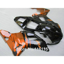 MOTOMARTS Full injection Fairing kit for YAMAHA R1 1998 1999 model brown black ABS plastic fairings YZF R1 98 99 full set 5029(China)