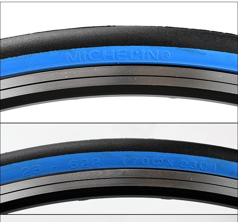 "Black//Para michelin 35-622 700 x 35 2 Tire//Tyre Bike 28/"""