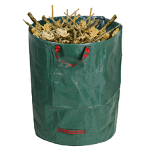 Plant Bag Organic Waste Garden Yard Compost Storage Basket Bag Fertilizer Bag shipping Environmental PE Cloth Picnic Planter(China)
