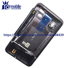 New G10 Battery Back Cover For HTC Desire HD G10 A9191 A9192 Back Battery Case Door Housing(China)