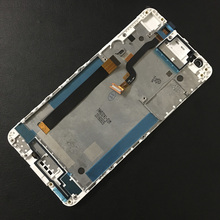 Original New Replacement For HTC Desire 825 Desire 10 Lifestyle LCD Display Screen With Frame Free Tools