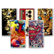 2016 Newest Lovely hard plastic Case For Nokia XL Dual SIM RM-1030 / RM-1042 Perfect Painted Cover For Nokia XL Fundas Capa(China)