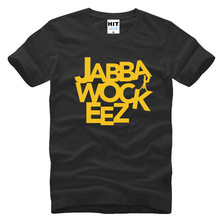 Jabbawockeez Men T Shirt Famous Clothing Hip Hop T Shirts Street Dance T-shirts Tops Men Free Shipping