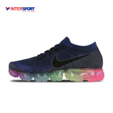 Intersport Original New Arrival Official Nike Air VaporMax Be True Flyknit Breathable Men's Running Shoes Sports Sneakers(China)
