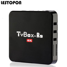 LESTOPON Hot Smart Android Tv Box RK3229 4K Quad Core 32 Bit HDMI Bluetooth Wireless OS 4.4 3D HD Tvbox Television Media Player