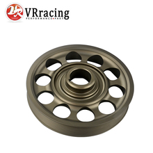 VR RACING - Racing Light-Weight Crank Pulley For CIVIC FD2 FD2R 2.0 K20A VR-CP005(China)