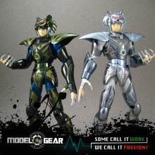 IN STOCK CS Speeding Model Aurora Saint Seiya White Black Tiger Alcor Dzeta Mizar Dzeta Myzar Zeta Myth Cloth Metal Armor toy