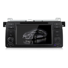 WB7062 - DA 7-inch Single Din Touch Screen Car DVD Player for BMW Resolution 800 x 480(China)