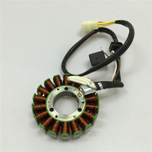 STARPAD For Haojue Suzuki motorcycle HS125T / -2 Neptune coil / magnetic stator coil 125 Fuxing free shipping