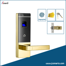 Security Digital Electronic Smart Biometric Fingerprint Door Lock for Apartment/office(China)