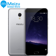 Meizu MX6 32GB ROM 3GB RAM Global Firmware OTA Dual SIM 4G LTE Mobile Phone Helio X20 Deca core 2.3GHz 5.5 inch 1920*1080(China)