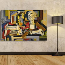 Canvas Art Pablo Picasso Paintings Modern Abstract Oil Painting Wall Pictures for Living Room Wall Art Prints No Frame