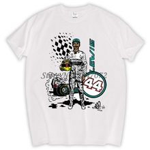 New fashion Lewis Hamilton print T Shirt Men's High quality Design tops hipster tees(China)
