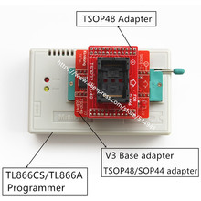TSOP32 TSOP40 TSOP48 + TSOP48/SOP44 V3 Board for TL866CS / TL866A Programmer only(China)