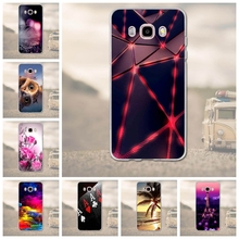 Phone Case for Samsung Galaxy J5 2016 Case Cover for Samsung Galaxy J5 2016 Cover Case Silicon TPU Soft Phone bags SM-J510F 5.2""
