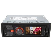 MP3 Audio Player Car Stereo FM Radio with USB / SD Port Support Breakpoints And ID3 Play AV283A 24V Vehicle Electronics In-dash