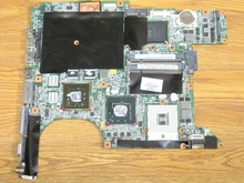 461068-001 LAPTOP MOTHERBOARD FOR HP PAVILION DV9000 PM965 With NVIDIA GF 8600M GS DDR2 MAINBOARD FREE SHIPPING