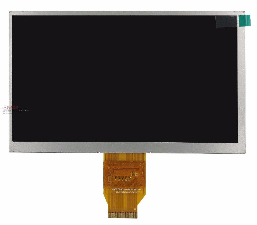 Tsinghua Tongfang piefun 7x KD070D33-40NC-A3-REV A LCD touch screen external screen<br><br>Aliexpress