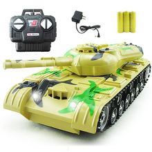 Newest Army RC Fighting Battle Tanks for Kids Toys Remote Control Battling Tank Model Toys High Quality Remote Control