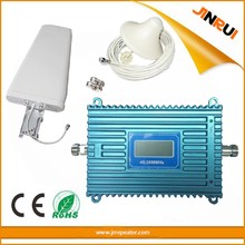 4G Signal Repeater LTE 2600MHz GSM Repeater GSM Booster 2600 70dBi Gain LCD Repetidor GSM 2600 Signal Amplifier