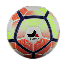 YONO Official Soccer Standard Size 5 PU Football Professionals Amateurs Practice Match Training Ball Anti-slip
