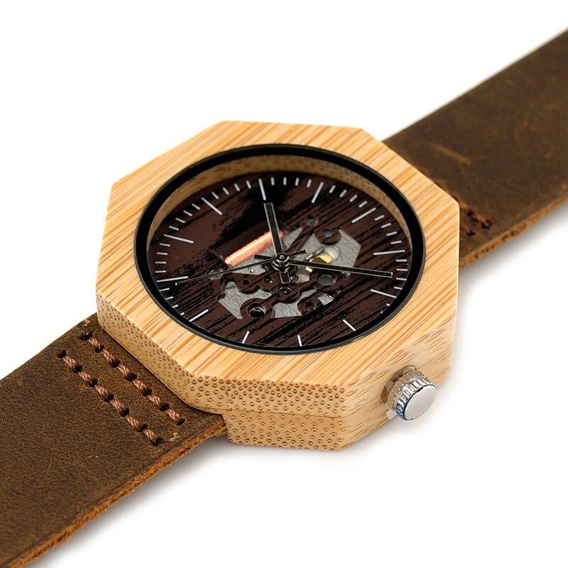 Top Brand BOBO BIRD Luxury Bamboo Watches Women Genuine Leather Strap Wooden Wristwatches Vintage relogio feminino C-I09<br><br>Aliexpress
