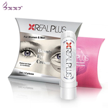 REAL PLUS eye cream moisturizing firming eye care eye anti- puffiness anti wrinkles aging dark circles beauty face skin care