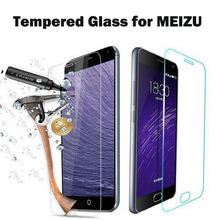 9H Tempered Glass Screen Protector For Meizu M2 mini M1 note M2 note MX4 Pro MX5 Pro 5 Metal Toughened Protective Film(China)