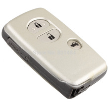 Entry Remote Control Key Case Cover for Toyota Car Replacement Key Blank Fobs  NO chip