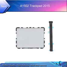 "New laptop Touchpad for Apple MacBook Pro retina 13"" A1502 Touchpad Trackpad with Flex Cable year 2015(China)"