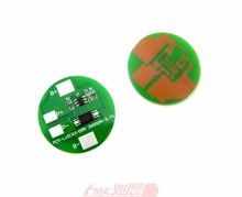2Pcs Protection Circuit Management Module PCM for 1S 3.2v 3.3v LiFePO4 Li-Fe Battery Charging/Discharging Control 3-10A