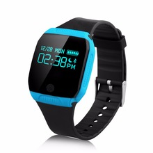 Diggro E07S Smart Wristband GPS Sports Tracking Wireless Bluetooth Smart Band with 7 Days Data Store Alarm Pedometer  Monitor