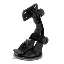 Portable Windshield Bracket Adjustable Auto Mounts For Car GPS Recorder DVR Camera Phone Holder 360 Degrees Steering