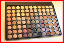 PRO 88 Ultra Shimmer Warm Eyeshadow Matt Palette 88 Warm Color Makeup Palette(China)