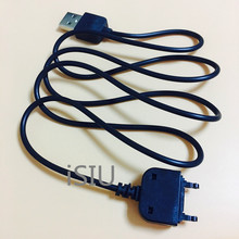 USB Charging Cable For Sony Ericsson C902 K510 K750 M600 P990 W580 W800 W600i W705 W950 W995 Z520 Z520a J100 J220 Mobile Phone(China)