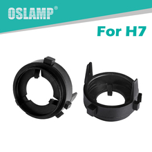Oslamp 2pcs Plastic Fixed Adapter Holder for H7 Led Headlight Bulb Special H7 Adapter for GOLF 6/Multivan/Touran/Sharan/Scirocco