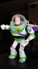 "Buzz Lightyear Toys Talking Buzz Lightyear Woody Jessie PVC Action Figure Collection Toy 12"" 30CM BUZZ NOT BOX(China)"