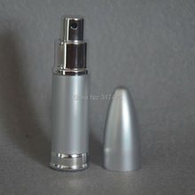 Hot sale Mini Portable Refillable Perfume Atomizer Spray Bottles Empty Bottles 10ml