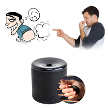 Antistress Le Tooter Create Realistic Farting Sounds Fart Pooter Gag Gift Novelty Funny Gadgets Black Prank Toys W0024(China)