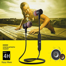 Original Awei A920BL Smart Wireless Bluetooth 4.0 Sports Stereo Earphone Earburds Headset  Noise Reduction With Micrphone
