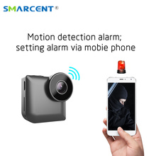 C3 Mini Camera Wifi IP Control Night Vision Video Recording Micro Camera Motion Detection HD 720P mini kamera Nancy pk C1 C2 SQ8(China)