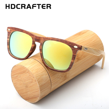 wood glasses bamboo sunglasses polarized for men and women glasses frame wood(China)